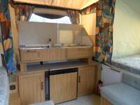 Conway Countryman Folding camper