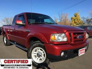 2010 Ford Ranger Sport ** TRAILER HITCH, AUX. INPUT **