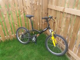 BTwin Boys Bike