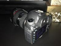 Canon 5D Mark iii + 24-70 F2.8 Mark ii USM Lens