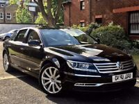 2011 60 VOLKSWAGEN PHEATON V6 TDI 4 MOTION AUTO SWB ***AUTOMATIC*** FACELIFT MODEL(PART EX WELCOME)