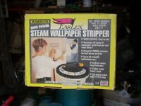 EARLEX SS50 Steam Wallpaper Stripper plus accessories.
