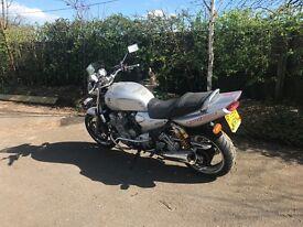 Yamaha XRJ Motorbike