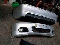 Genuine 2000-2006 bmw e46 m sport rear convertible
