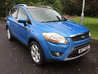 2008 FORD KUGA 4X4 PAN ROOF PRIVACY GLASS