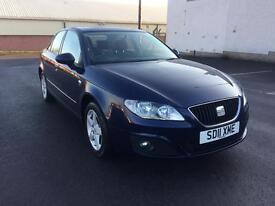 Seat exeo very low mileage and in great condition
