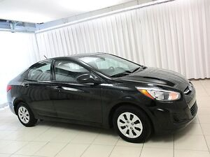 2016 Hyundai Accent 0.9% AVAILABLE! GL W/, HEATED SEATS, CRUISE,