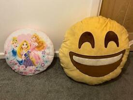 Cushions £8