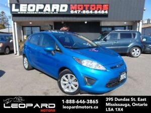 2013 Ford Fiesta Sunroof,Heated Seats,Alloy Wheels*No Accident*