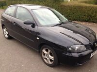 Silver ASTRA & Black Seat Ibiza, Sale Or SWAP.