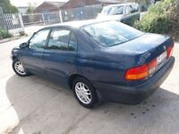 LHD Toyota Carina E with A/C , we have more left hand drive ---15 cheap cars