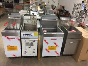 NEW VULCAN DEEP FRYER $759 - FREE DELIVERY - STOREYS RESTAURANT EQUIPMENT- LONDON'S LARGEST NEW/USED DEALER
