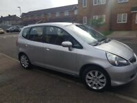 HONDA JAZZ 2008 SERVICE HISTORY, EXCELLENT CONDITION WITH 4NEW TYRES