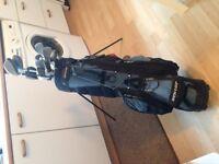 Golf set & bag & trolley