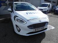 Ford Fiesta 1.0 EcoBoost Zetec 5dr (white) 2017