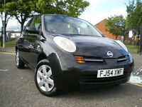 *** Nissan MICRA SPORT HATCHBACK 5 DOOR 1.2 ***GENUINE MILEAGE ONLY COVERD 87K ***