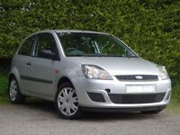 2004 Ford Fiesta 1.25 **Full Years Mot** (focus,astra,clio,passat,307,308,polo,megane,modus,yaris)