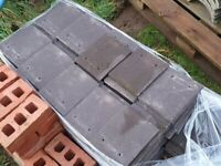 Marley Concrete Roofing Tile - Antique Brown