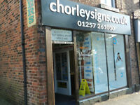Retail Unit TO LET in Chorley, Lancashire