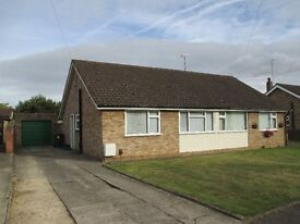 To Let Bungalow 2 Bedrooms - Mayfield Drive Hucclecote GL3 3DU - Unfurnished - NO Pets/Smokers/DHSS
