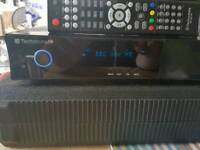 satellite receiver technomate TM-800-HD