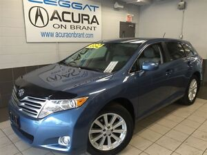 2011 Toyota Venza FWD   1OWNER   ONLY82000KMS   4CYL   GREATONGA