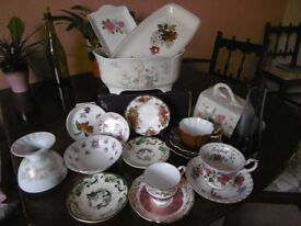 Selection of Ornamental Dishes