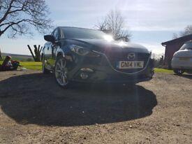 Mazda 3 Sport Nav 2014 47,000miles