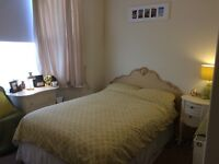 HALF PRICE RENT OFFER - Lovely Quiet Double with Vanity Unit/Basin
