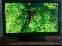 samsung 50inch plasma HD 1080p freeview TV
