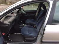 Peugeot 206 Automatic 1.4 Petrol 5 Door Hatchback Air condition Excellent Runner £500