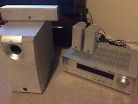YAMAHA RX-V359 RDS GREAT HOME CINEMA RECEIVER SUPERB SOUND