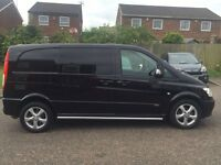 Mercedes Benz 116 Dubliner Van SWB '14' Reg Immaculate condition £19000 + vat