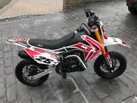 Kids motocross bike50ccauto