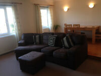 Furnished 2 bedroom flat in Croftfoot - £550 (Available June 25, 2017)