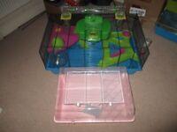 Hamster Heaven (hamster cage)