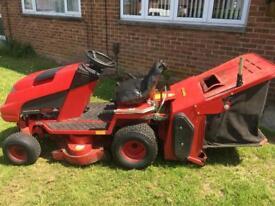 Countax rideon mower