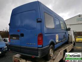 Vauxhall Movano 2.8d ***BREAKING ALL PARTS AVAILABLE