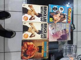 Bruce lee books