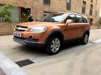 2008 | Chevrolet Captiva 2.0 VCDi LTX | Automatic| 7 Seats | Leather | Sensors | 1 Former Keeper