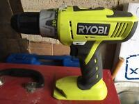 Ryobi drill/hammer drill/screwdriver