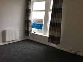 One bedroom, top floor flat on Atlas Road, Darwen, close to town centre
