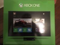 XBox One 500GB with 2 games, 2 controllers, barely used