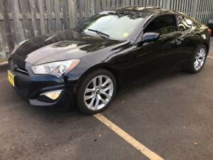 2013 Hyundai Genesis Coupe Coupe, Manual, Navigation, Sunroof, 4
