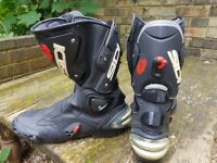 sidi vertigo boots size 12.5