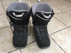 salomon siam snow boots s