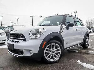 2015 MINI Cooper S Countryman S Leather,Panoramic MoonRoof,Alloy