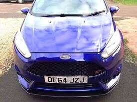 2015 Ford Fiesta ST-3 (Mountune MP215 Upgrade)