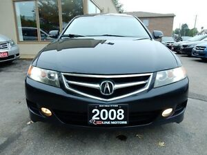 2008 Acura TSX TECH PKG   NAVIGATION   LEATHER.ROOF Kitchener / Waterloo Kitchener Area image 2
