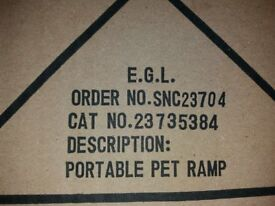 SMALL PET RAMP FOR SALE